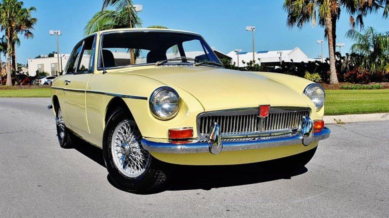1969 MG MGB for sale near Lakeland, Florida 33801 - Classics on ...