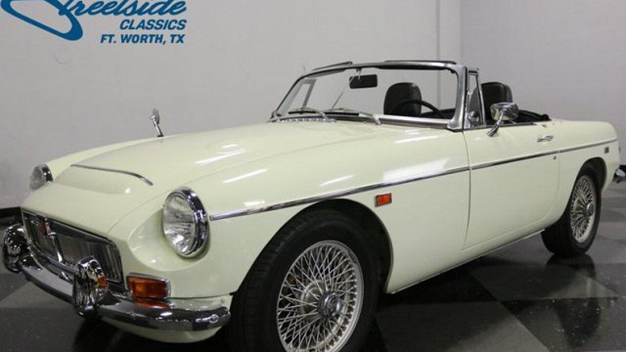 1969 MG MGC for sale near Fort Worth, Texas 76137 - Classics on ...