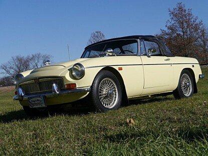 1969 MG MGC for sale 100956401