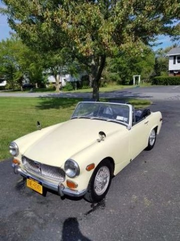 The Buy mg midget car awesome!! She's