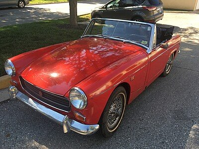 1969 MG Midget for sale 101026093