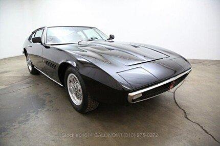 1969 Maserati Ghibli for sale 100849645