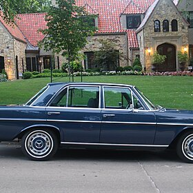 1969 Mercedes-Benz 280S for sale 100891986