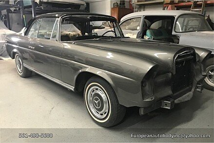 1969 Mercedes-Benz 280SE for sale 100961328