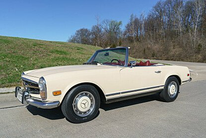 1969 Mercedes-Benz 280SL for sale 100749374