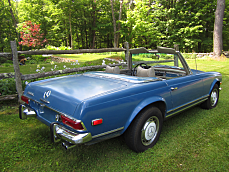 1969 Mercedes-Benz 280SL for sale 100770018