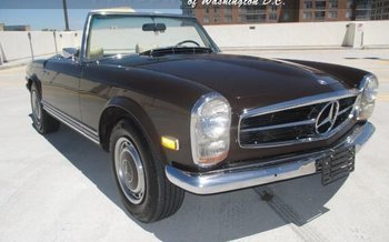 1969 Mercedes-Benz 280SL for sale 100870223
