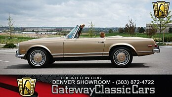 1969 Mercedes-Benz 280SL for sale 100992786