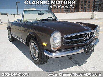 1969 Mercedes-Benz 280SL for sale 100870223