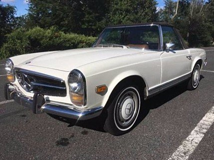 1969 Mercedes-Benz 280SL for sale 100910442