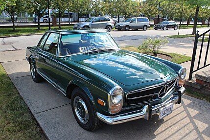 1969 Mercedes-Benz 280SL for sale 100972908