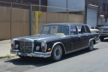 1969 Mercedes-Benz 600 for sale 100777372