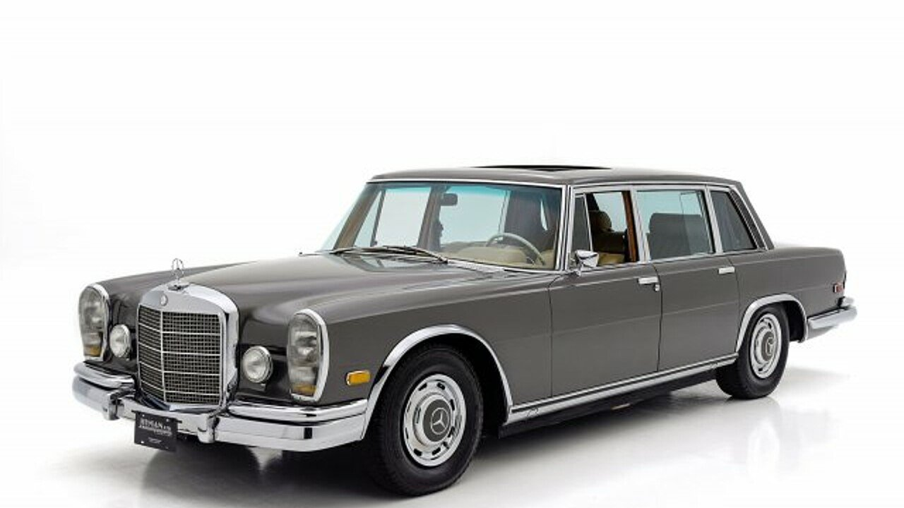 1969 Mercedes-Benz 600 for sale 101004174