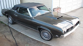 1969 Mercury Cougar for sale 100798207