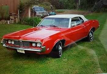 1969 Mercury Cougar for sale 100797662