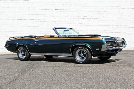 1969 Mercury Cougar for sale 100877528