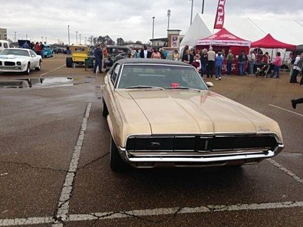 1969 Mercury Cougar for sale 100833153