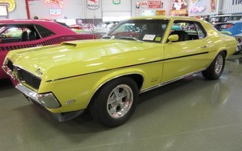 1969 Mercury Cougar for sale 100915824