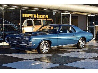 1969 Mercury Cougar for sale 100924590