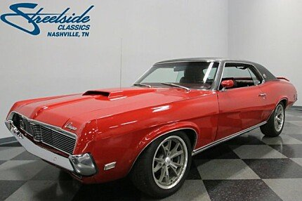 1969 Mercury Cougar for sale 100930578