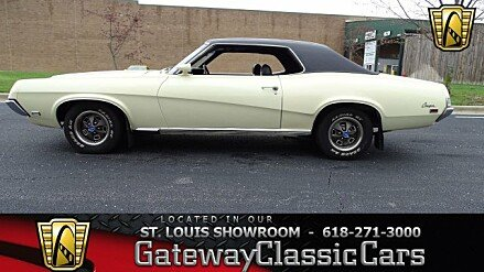 1969 Mercury Cougar for sale 100981129