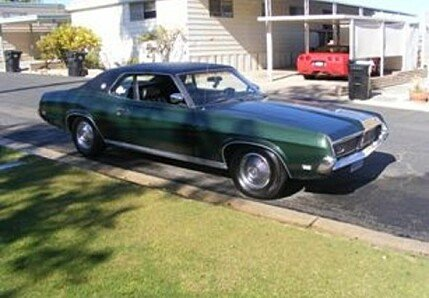 1969 Mercury Cougar for sale 100982141