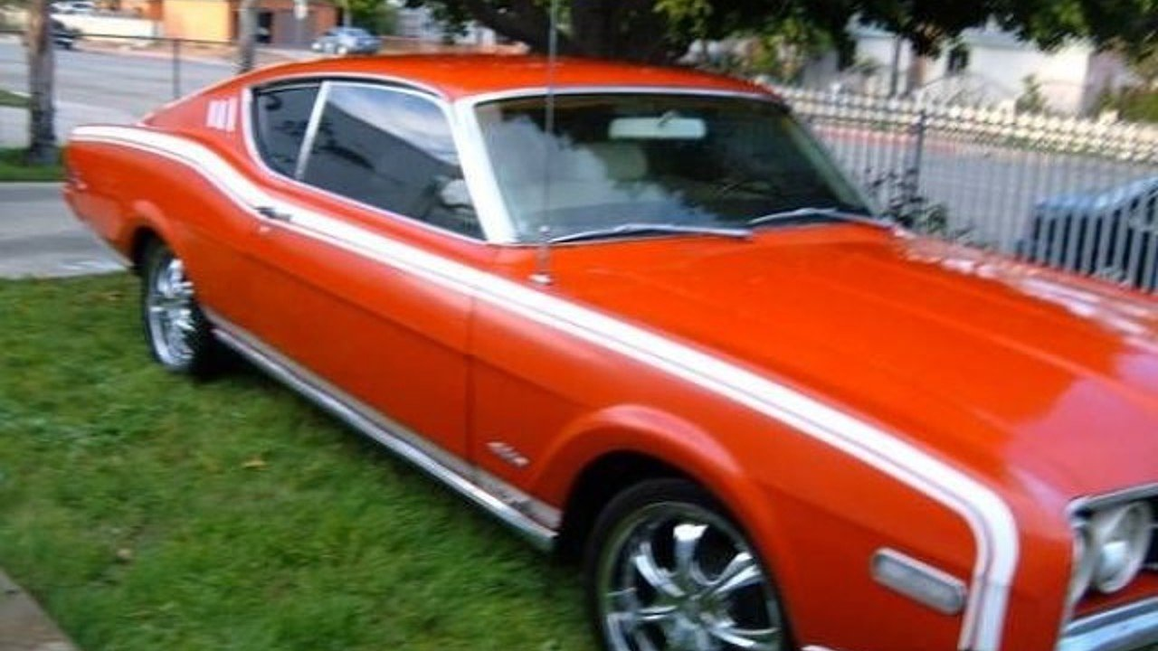 1969 Mercury Cyclone for sale 100825494