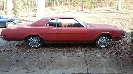 1969 Mercury Montego for sale 100855156