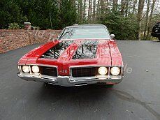 1969 Oldsmobile 442 for sale 100850382