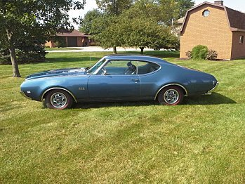 1969 Oldsmobile 442 for sale 100912628
