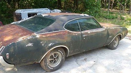 1969 Oldsmobile 442 for sale 100830049