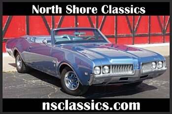 1969 Oldsmobile Cutlass for sale 100908498