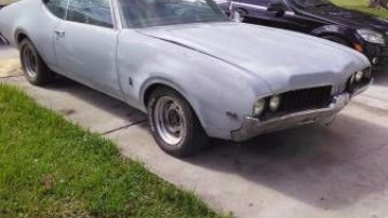 1969 Oldsmobile Cutlass for sale 100924596