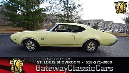 1969 Oldsmobile Cutlass for sale 100952615