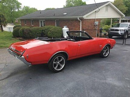 1969 Oldsmobile Cutlass for sale 100982052