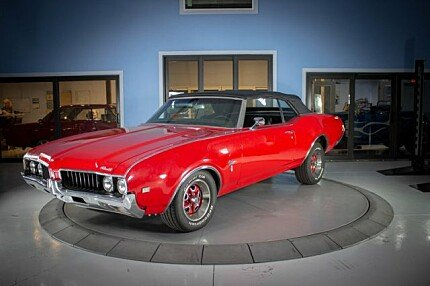 1969 Oldsmobile Cutlass for sale 100986499