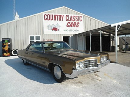 1969 Oldsmobile Ninety-Eight for sale 100748592