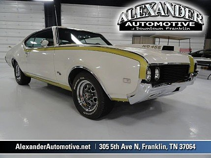 1969 Oldsmobile Other Oldsmobile Models for sale 100861341