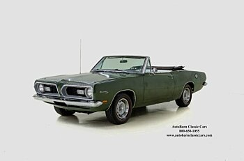 1969 Plymouth Barracuda for sale 100860217