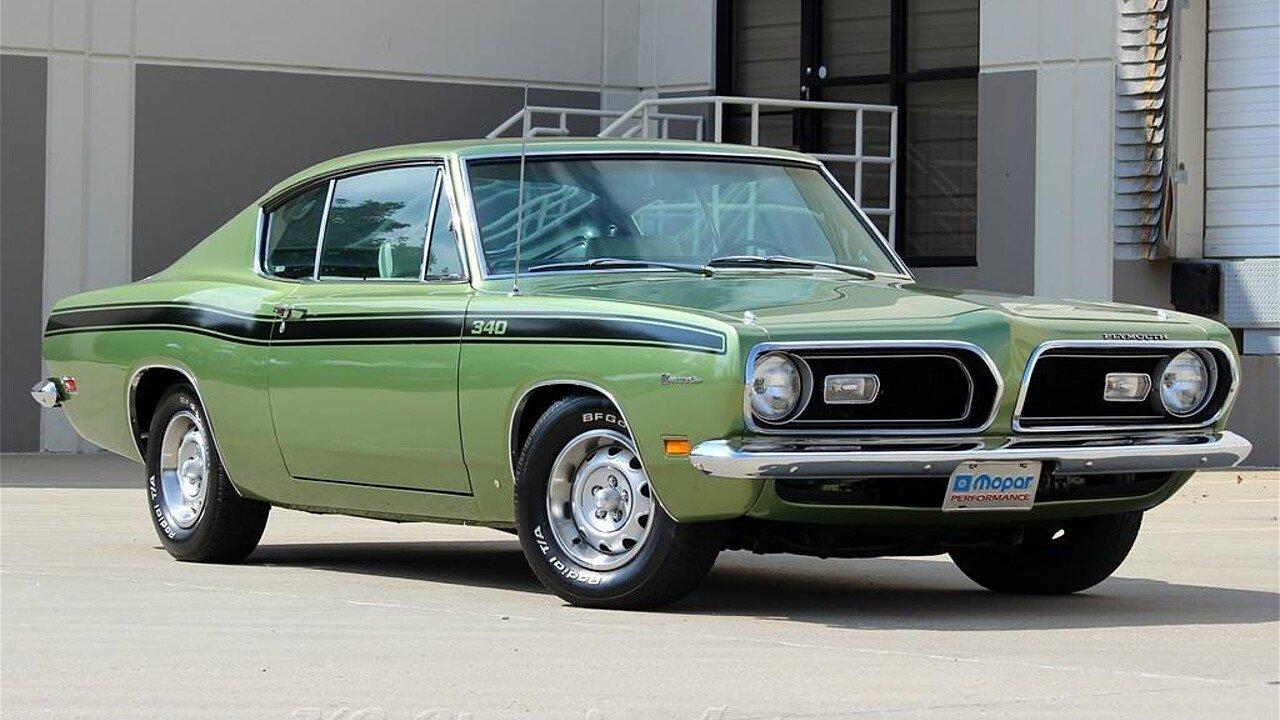 1969 Plymouth Barracuda for sale near Lenexa, Kansas 66219 ...