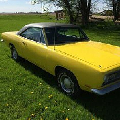1969 Plymouth Barracuda for sale 100797180