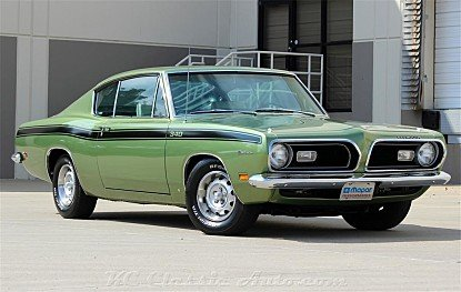 1969 Plymouth Barracuda for sale 100904605