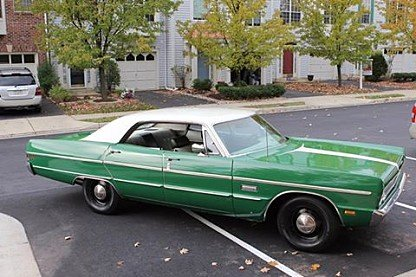 1969 Plymouth Fury for sale 100798805