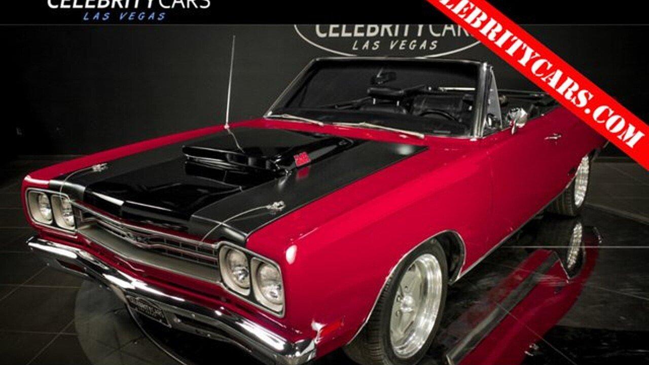 1969 Plymouth GTX for sale near Las Vegas, Nevada 89139 - Classics ...