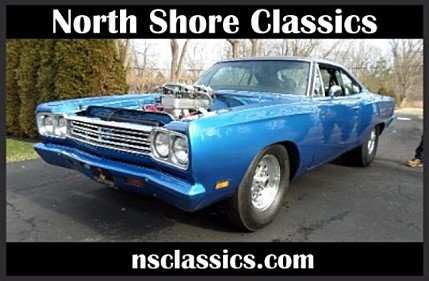 1969 Plymouth Roadrunner for sale 100840704