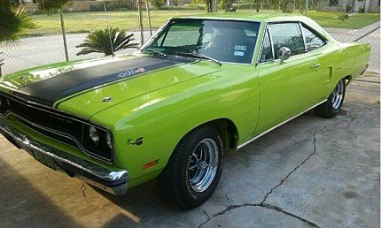 1969 Plymouth Roadrunner for sale 100845319