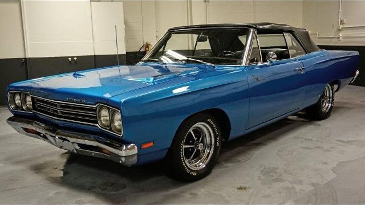 1969 Plymouth Roadrunner for sale 100928730