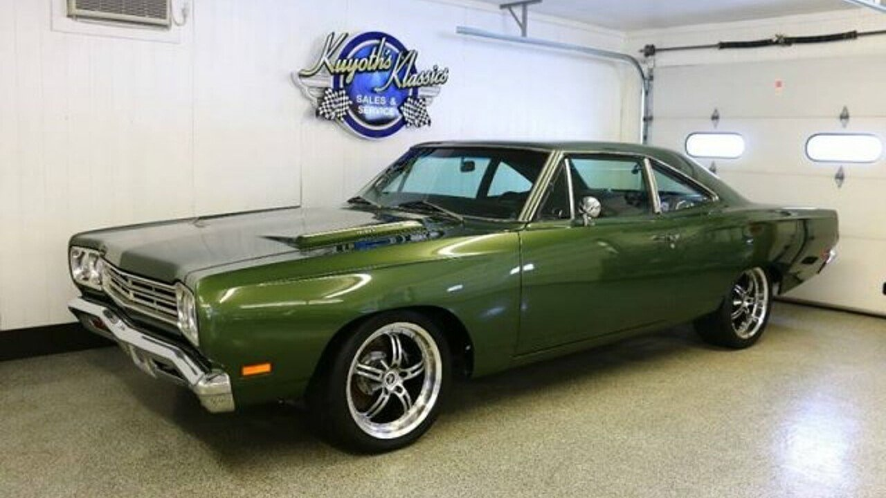 1969 Plymouth Roadrunner for sale near Stratford, Wisconsin 54484 ...