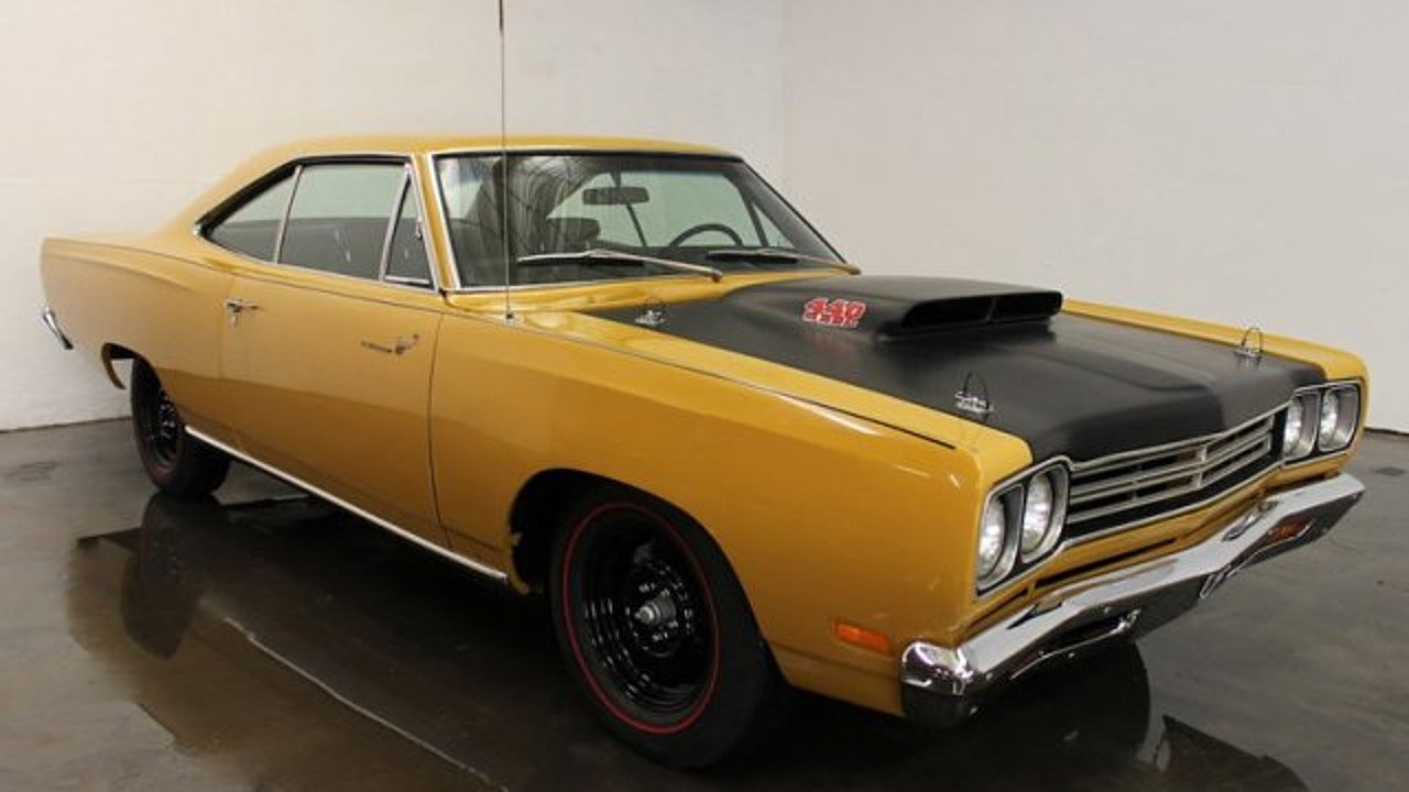 1969 Plymouth Roadrunner for sale near Dallas, Texas 75207 ...