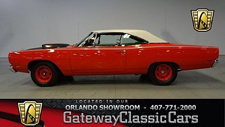 1969 Plymouth Roadrunner Classics For Sale Classics On